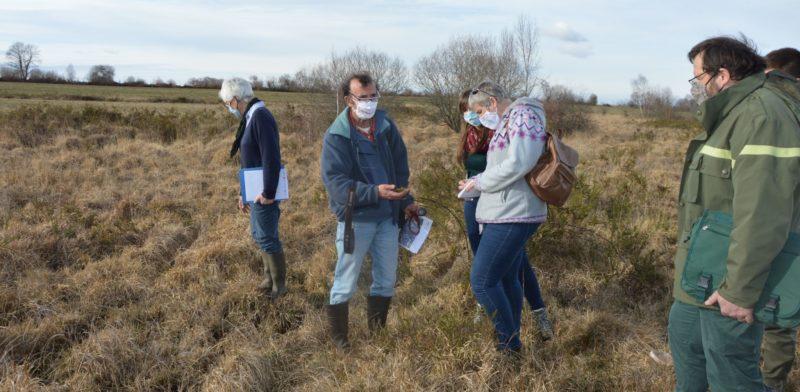 Un projet pour la restauration des zones humides du plateau de Lannemezan
