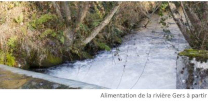 SECHERESSE : un défi pour la gestion de l'eau de nos rivières